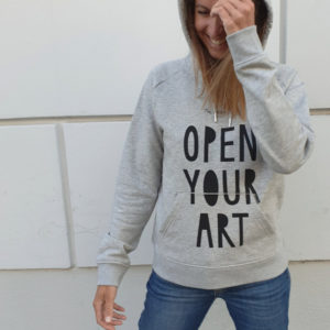 the colorful crew_open your art_hoodie