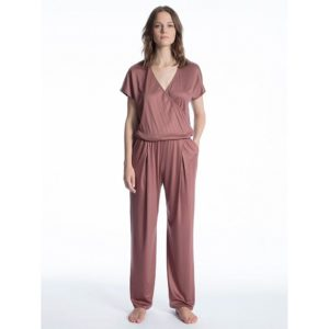 CALIDA Jumpsuit Henna Red