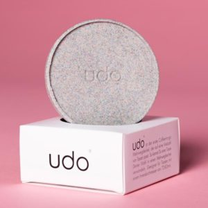 udo Coffee-to-go Mehrwegdeckel Multi Glitzer