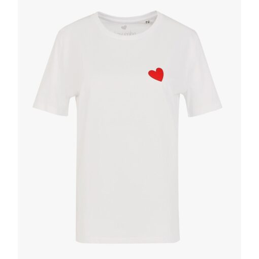Hey Soho T-Shirt Red Heart
