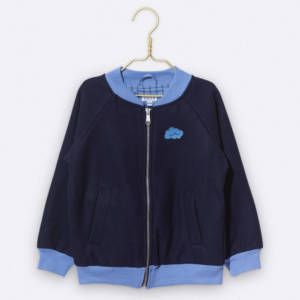 LOVE kidswear Hugo Jacke navy