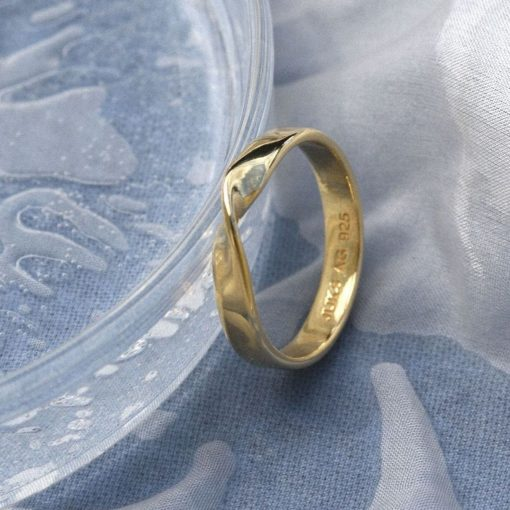 Jukserei Carmen Ring gold