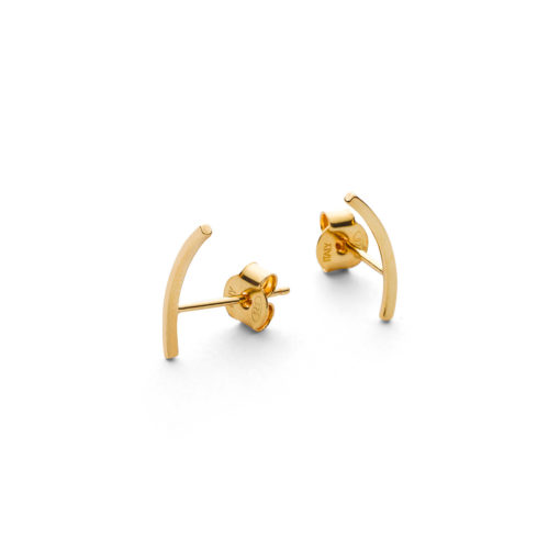 Jukserei-Curved-Ear-Stud-gold
