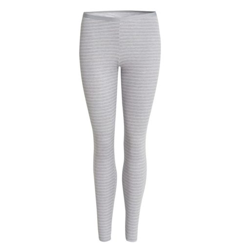 conta Thermo Leggins sterling-geringelt