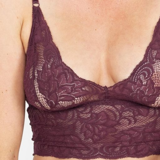 erlich textil Ophelia pflaume