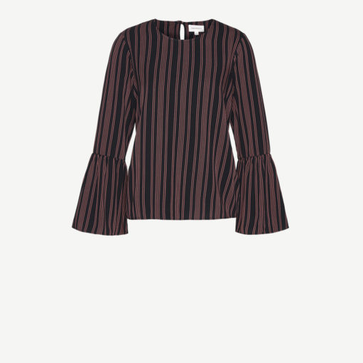 ArmedAngels Lorenaa pair of stripes black