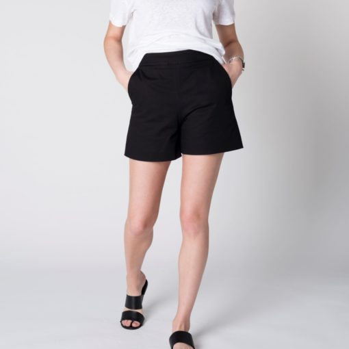 JAN N JUNE Shorts Holly black (2)