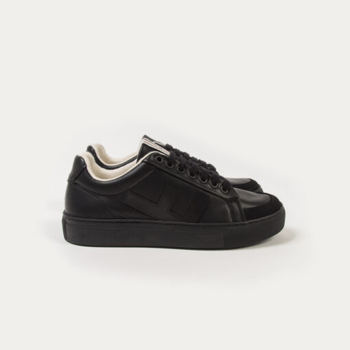 Flamingo's Life Sneaker Classic 70's kicks All black