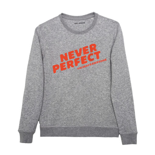 hey soho never perfect sweater