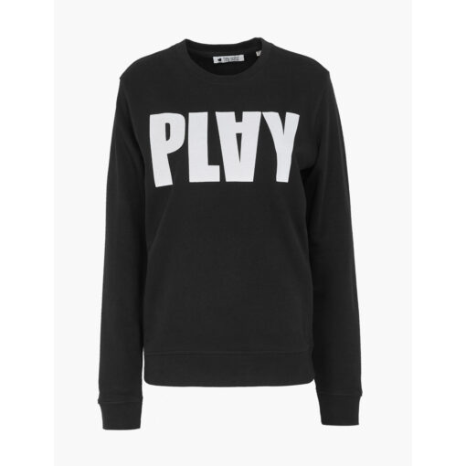 hey soho play sweater schwarz