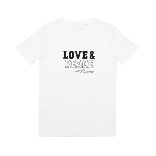 Hey Soho T-Shirt Love Peace