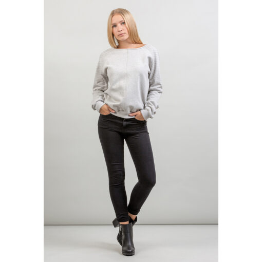 Lovjoi HOLM Sweater grey melange