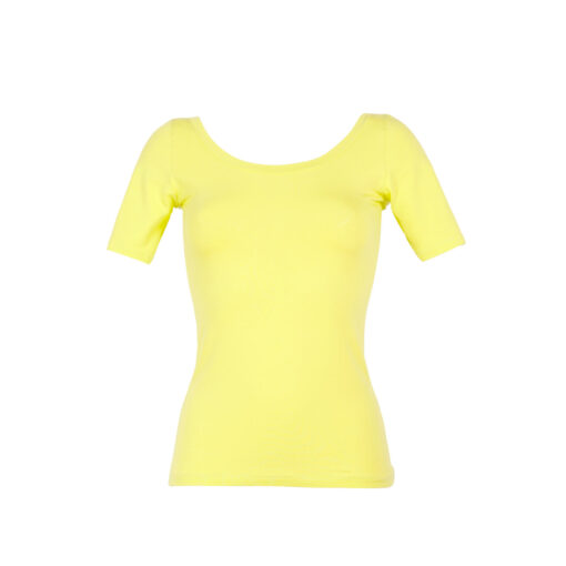 Lovjoi T-Shirt JUNE lemon
