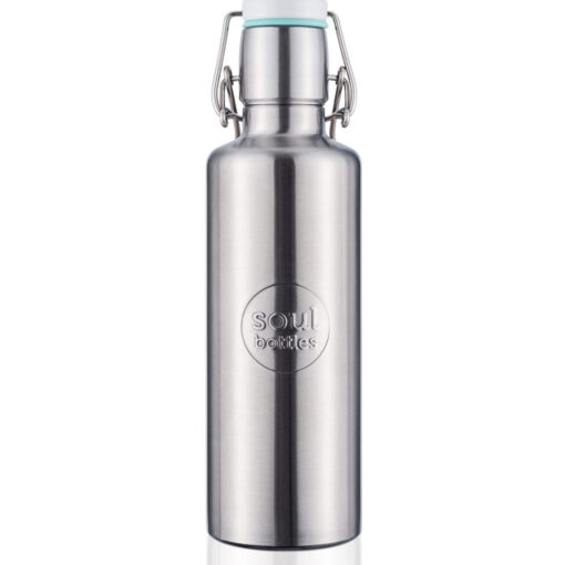 "soulbottles 0,6l steel ""Basic"""