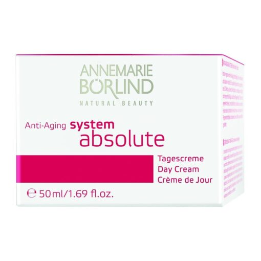 ANNEMARIE BÖRLIND System Absolute Tagescreme (2)