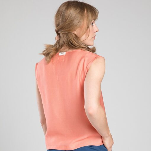 eyd Clothing Top Rina grapefruit (2)