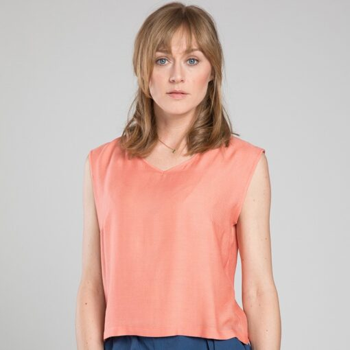 eyd Clothing Top Rina grapefruit
