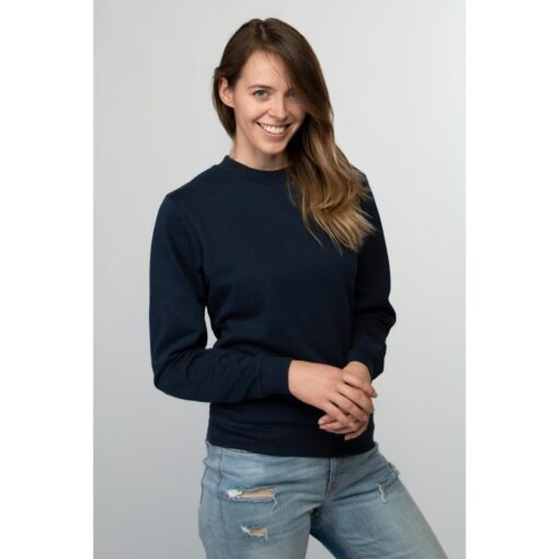 Honest Basics Women Sweater navy