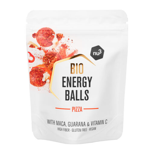 "Nu3 Bio Energy Balls ""Pizza"""