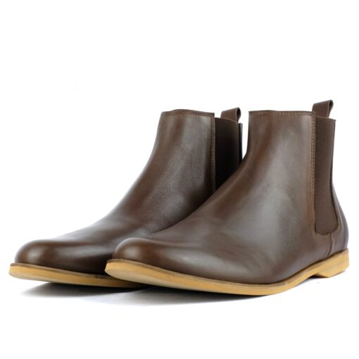 "SABORA Chelsea Boot ""'88 Dark Brown"""