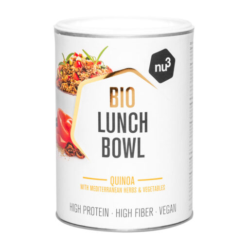 nu3 Bio Lunch Bowl Quinoa